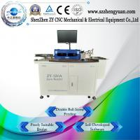 China High Performance Auto Bender Machine 50 / 60Hz Power Supply 8 - 32mm Ruler Height on sale