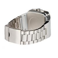 Quality Premiere - Dual SIM Quadband Stainless Steel Cell Phone Watch (WiFi, JAVA, MP3 ) 218361 wholesale