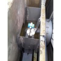 Quality 5um TSS removal solid and liquid separator / deep stp treatment filter wholesale
