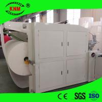 Quality Vertical type toilet roll rewinding machine from China Kingnow Machine for toilet roll paper making wholesale