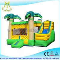 China Hansel inflatable slides,inflatable water slides,inflatable castle on sale