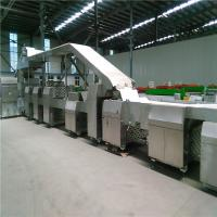 China Commercial Fully Automatic Biscuit Making Machine Food Machinery on sale