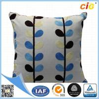 China Decorative Home Products Accent Couch Throw Pillows , Colorful Throw Pillow Covers on sale