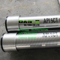 Quality AISI SS304L Thread Coupling Wire Wrapped Johnson Water Well Screens wholesale