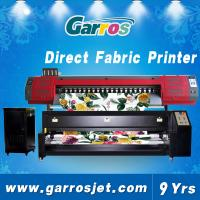China 1800mm high resolution cotton fabric digital printing machine for polyester /cotton fabric on sale