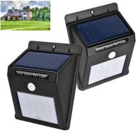 Quality 16 Led Plastic Solar Sensor Outdoor Lights For Garden Heatproof AUTO / OFF Mode wholesale