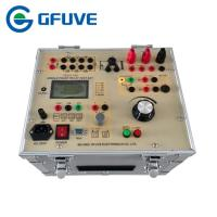 China High Power 150A Single Phase Relay Test Set With Timer Aluminum Alloy Body on sale