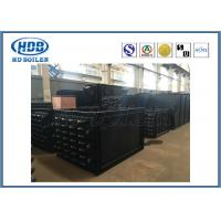 Industrial Water Tube Boiler Economizer For Circulation Fluidized Bed Boiler Heat Transfer