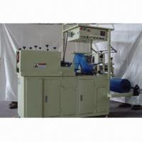 Quality PE/plastic shoe cover making machine/equipment, disposable wholesale