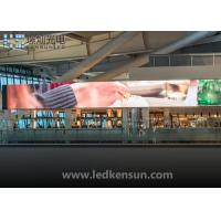 China 32x32dots Outdoor Led Panel , Multi Color Led Display Board SMD3535 on sale