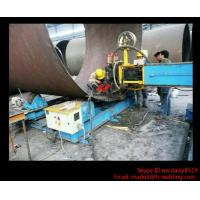 Cheap Motorized Rotation Welding Working Station Manipulator for Pipe / Tank Welding for sale