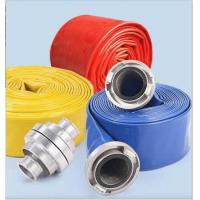 Buy cheap High wear-resistant polyurethane coated hose product