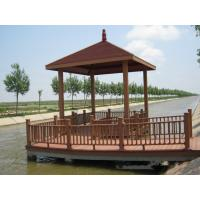Quality WPC gazebo for park wholesale