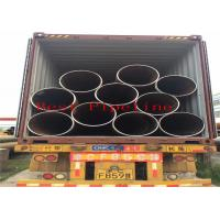 Quality API 5L 360NB X42 UOE Steel Pipe With  Electric Fusion Welding Low Carbon Steel wholesale