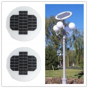 Quality 12 Volt 150W Circle Solar PanelAluminum Alloy Frame For Outside Led Lamps wholesale