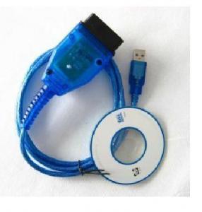 Cheap VAG-COM OBDII 409.1 USB Auto Diagnostic Cable For Volkswagen for sale
