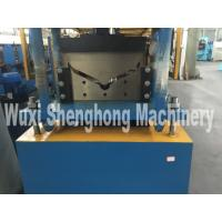 Cheap Corrugated Roof Ridge Cap Roll Forming Machine Industrial GCr15 Roller for sale