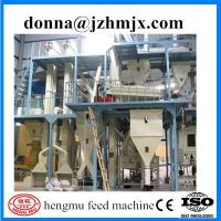 Quality Advanced technology reliable perfect working feed production line for sale wholesale