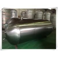 Quality Different Capacity Compressed Air Storage Tank U Stamped Pressure Vessel wholesale