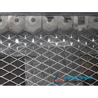 Buy cheap Flattened Expanded Metal With Material Stainless Steel 304, 316, etc from wholesalers