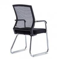 Buy cheap Contemporary Mesh Back Office Chair Without Wheels Ergonomic Style product