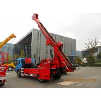 Cheap G-3 High Mobility Truck Mounted Drilling Rig Hydraulic Chuck For Highway for sale