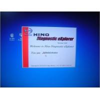 Quality Hino Diagnostic Software Explorer / Reprog Manager For  Diagnostic Tools wholesale