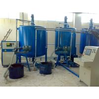 Quality Batch Foam Making Machine For Furniture / Foam Mattress Production Line wholesale