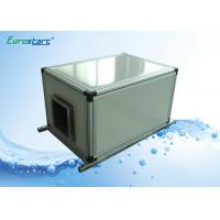 Quality 13.9KW Chilled Water Commercial Air Handling Unit Anti Corrosion 4000Cmh wholesale