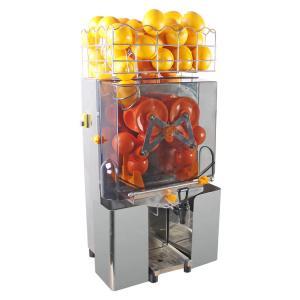 Quality Durable Automatic Orange Juicer Machine , Grapefruit Commercial Juice Extractor wholesale