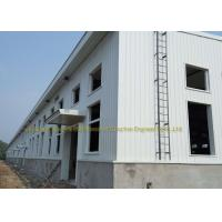 Quality Industrial Construction Workshop Steel Structure Buildings Hot Dip Galvanised wholesale