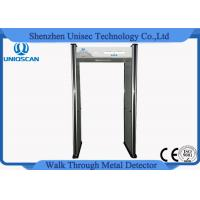 Quality Arch Ub500 Walk Through Safety Gate In Airports , Door Frame Metal Detector High Sensitive wholesale