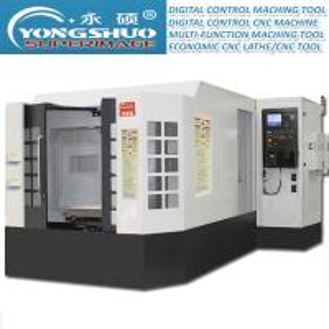 Quality 630*630mm Double Rotary Table Horizontal CNC Machining Center Exchange Horizontal CNC wholesale