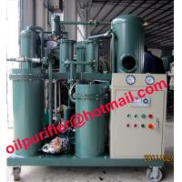 Quality Oil Filtration Plant,Lubricating Oil Renewable,treating Emulsified Motor Oil , Gear Oil, Hydraulic oil mixed with water wholesale