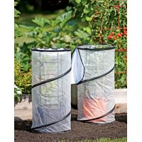 Quality Pop-up grow bag Garden Plant Accessories polyethylene greenhouse fabric and mesh for tomato wholesale