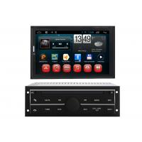 Quality Android 4.4 Quad Core / Wince System Mitsubishi Navigator Multimedia , Support Google Map Online wholesale