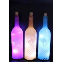 Quality Decorative Wine Bottle Led Lights For Home / Party / Events WB-030 wholesale