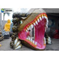 Quality Attractive Cinema 5D Simulator 5D Movie Theatre Dinosaur Design Cabin wholesale