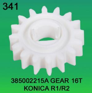 Quality 385002215A / 3850 02215A GEAR TEETH-16 FOR KONICA R1,R2 minilab wholesale