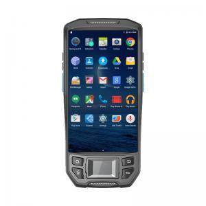 Buy cheap Biometric Fingerprint Scanner Barcode Reader Android POS Terminal Handheld PDA from wholesalers