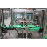Quality Water Bottle Filling Capping And Labeling Machine Linear Rotary Type wholesale