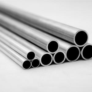 China Precision Seamless Aluminum Alloy Tube Aviation Parts High Plasticity on sale