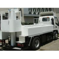 Quality Low Emissions Sewage Suction Truck Euro 3 Standard 0.25 - 0.35 MPa Pressure wholesale