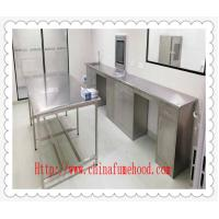 Quality Customized Made  304 Stainless Steel Lab Cabinets / Metal Lab Casework wholesale