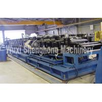 Quality Punched Purlin Channel Roll Forming Machine Fabricated C & Z Panel wholesale