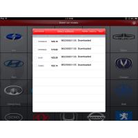China Original Launch X431 Idiag OBD2 Car Diagnostic Software For Ipad And Iphone on sale
