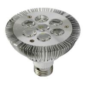 Quality High power Semi / Epistar mini PAR led spot light bar , Aluminium housing , GU10 5W led lamp wholesale