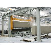 Quality Fireproofing of Autoclaved Aerated Concrete AAC Block Machine / AAC Brick Plant wholesale