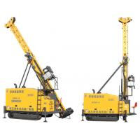Quality Diesel Engine Full Hydraulic Core Drilling Rig Clamping Diameter 55.5-11705mm wholesale