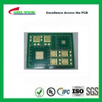 Cheap Medical Custom Circuit Boards 8L FR4-S1000-2M 1.6MM 0.2MM Hole 217.97X167.84mm for sale